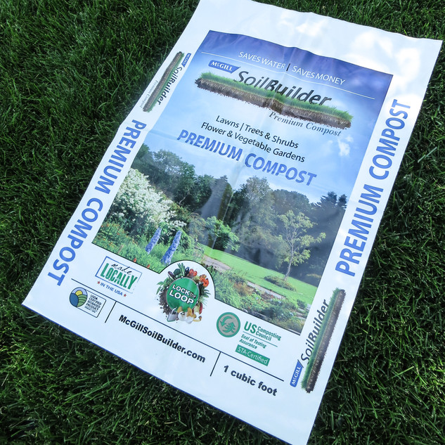 Biodegradable Plastic Compost Bag