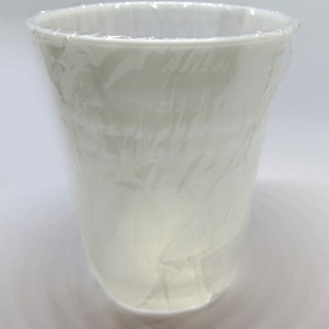Biodegradable Plastic Cups with Shrink Wrap
