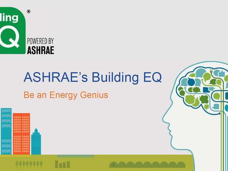 February Virtual Meeting - ASHRAE's Building EQ