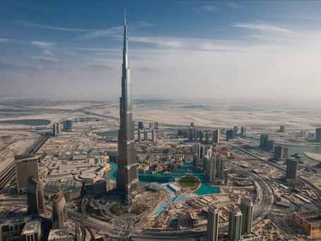 January Virtual Meeting - Burj Khalifa: The Tallest Building in the World