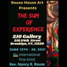 Solo show at 210 Gallery, Brooklyn, NY