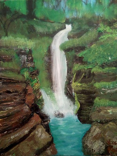 Pallet Falls