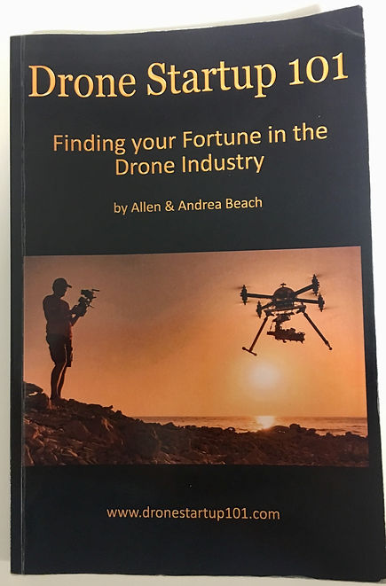 Drone Startup 101: Finding Your Fortune in The Drone