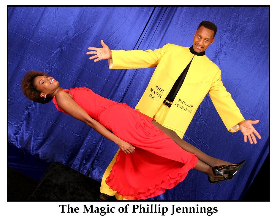 Phillip & Lenor Levitation, 2005.JPG