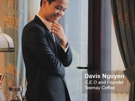 DAVIS NGUYỄN - ƯỚC MƠ CHINH PHỤC SPECIALTY COFFEE