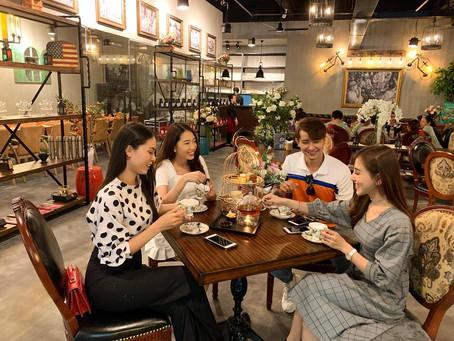 Hot trend thưởng thức trà chiều - Bạn đã thử chưa?