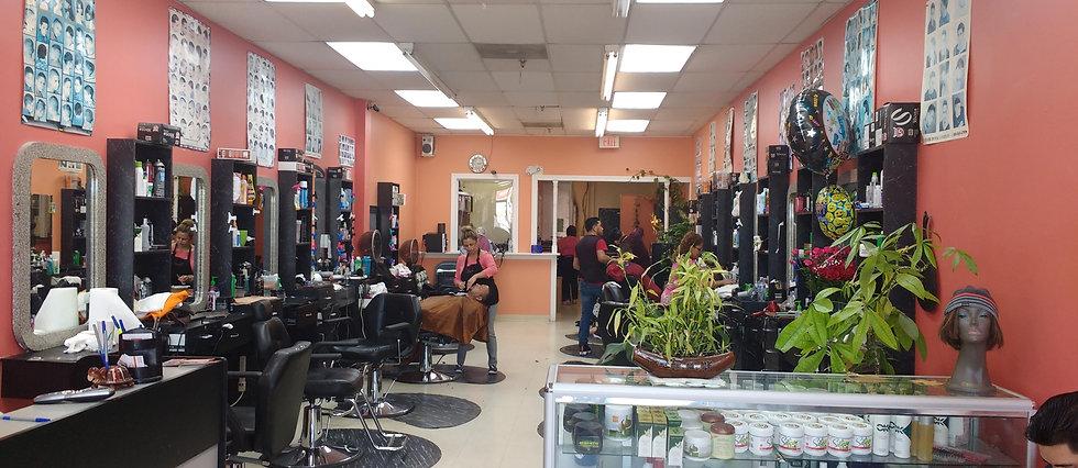 Leticias Styist Barbershop