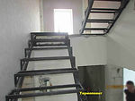 Металлический каркас лестницы фото Обнинск