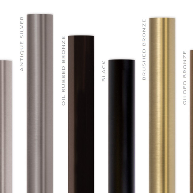 Designer Metals colors
