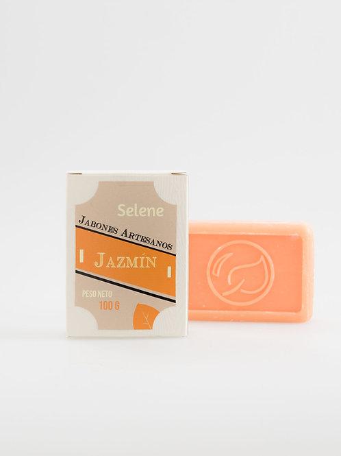 Jabón Artesanal de Jazmín 100% Natural