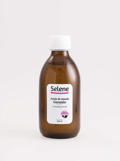 Aceite de Masaje Geranio
