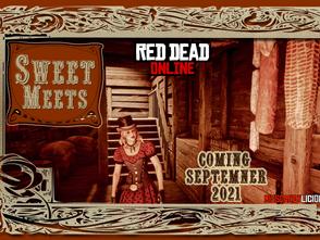Red Dead Online live Community meet ups- Sweet Meets