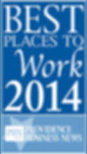 Best Places To wok Winner 2014