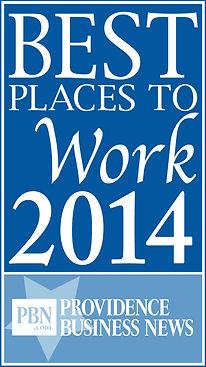 Best Places To wok Winner 2014