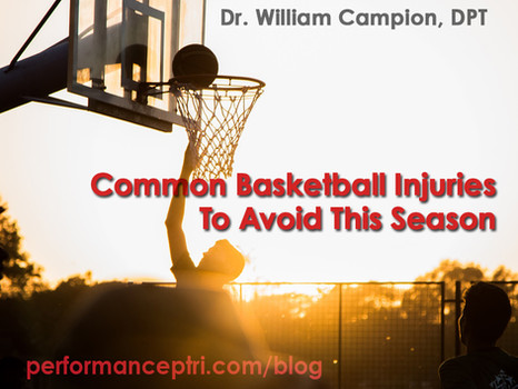 Common Basketball Injuries to Avoid this Season