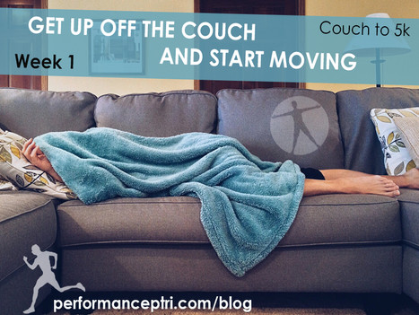 Couch to 5K Week 1: Where Do I Begin?