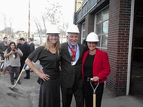 Pawtucket Groundbreaking