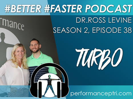 #BETTER #FASTER Podcast- Dr. Ross Levine - Professional Kick Boxing