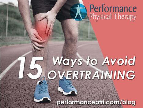 15 Ways to Avoid Overtraining