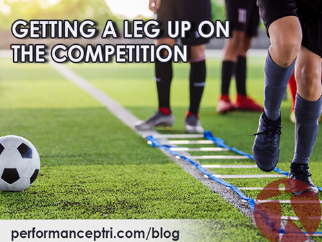 Getting A Leg Up On The Competition
