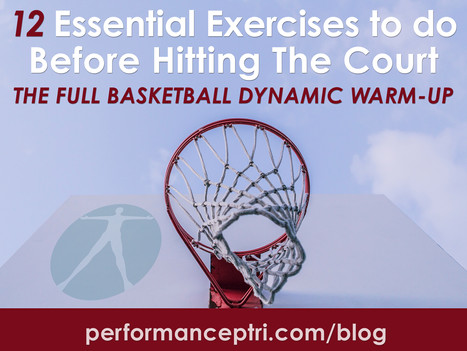 12 Essential Exercises to try Before Hitting the Court