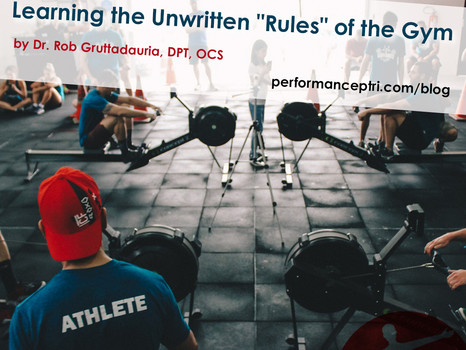 """Learning the Unwritten """"Rules"""" of the Gym"""