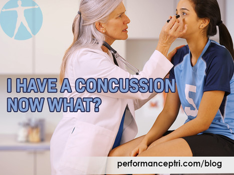 I Have a Concussion,  Now What?
