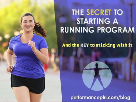 The Secret to Starting a Running Program