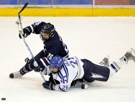 How To Decrease Your Risk Of Hockey Injuries