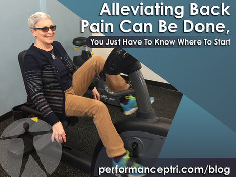 Alleviating Back Pain Can Be Done, You Just Have To Know Where To Start