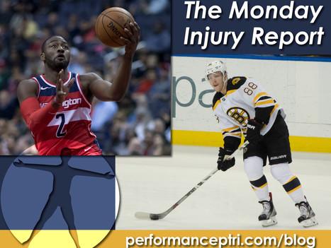 Monday Injury Report- February 18, 2019