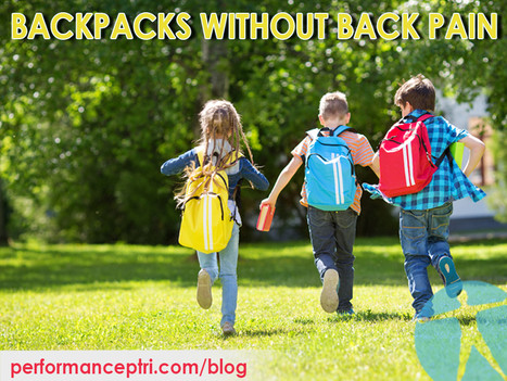 Backpacks Without Back Pain