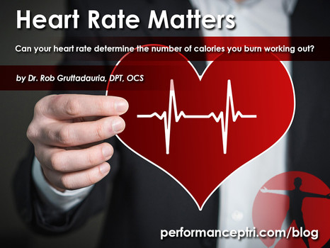 Heart Rate Matters