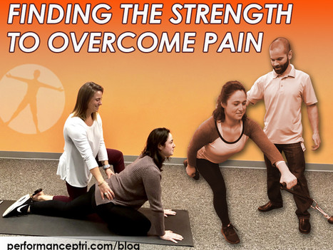 Finding the Strength to Overcome Pain