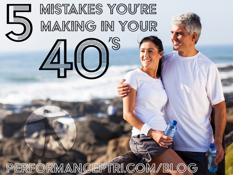 5 Ways to Reshape Your Health in Your 40's