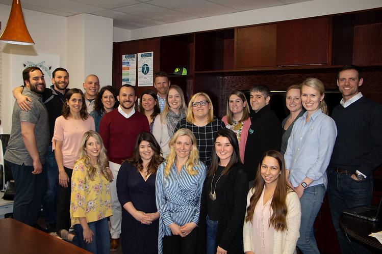Clinic Directors and Exec Team