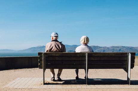 Socially Distanced Seniors