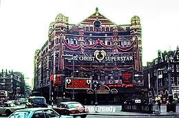 Jesus Christ Superstar / London / 1972-1980