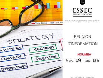 Nouméa : réunion d'information le 19 mars