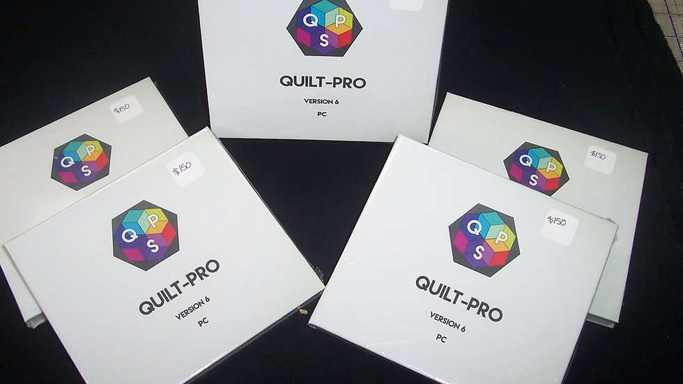 Quilt Pro Version 6 design software