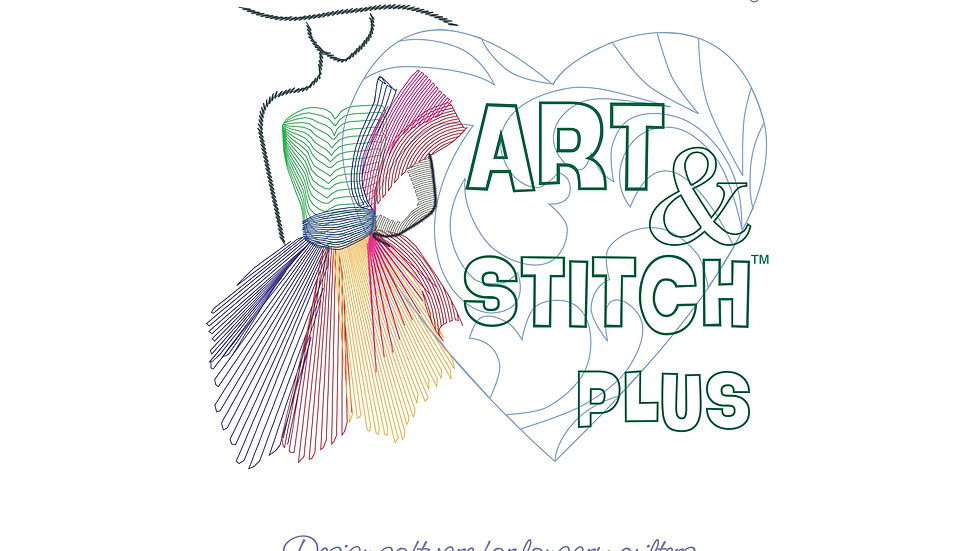 User guide for Art and Stitch Plus - V5