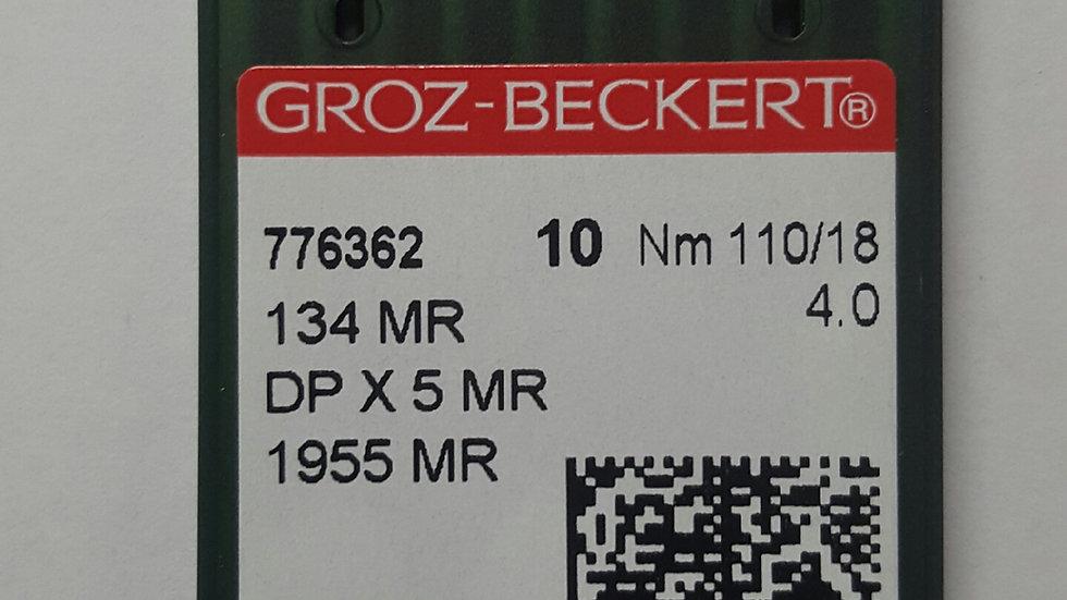 Groz-Beckert -1955 MR4- Quilting Machine Needles - Size 18