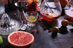 Cocktails pamplemousse