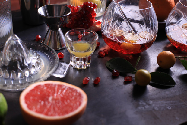 Christmas Cocktails:  Festive Drinks to Get You in the Holiday 'Spirit'