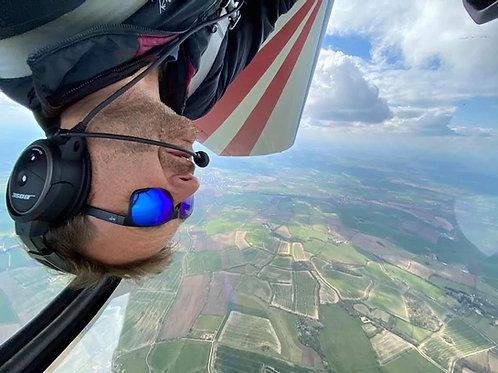 Aerobatic Flying Lesson Gift Voucher