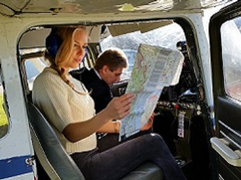 30 Minutes Flying Lesson Gift Voucher