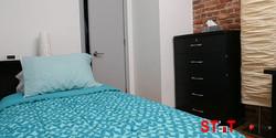 Cyanotic Bedroom
