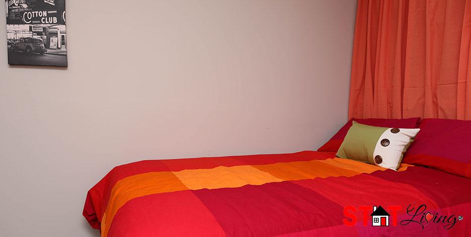 TRigeminal Bedroom