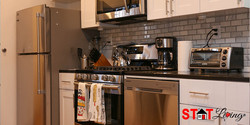 Cyanotic Kitchen