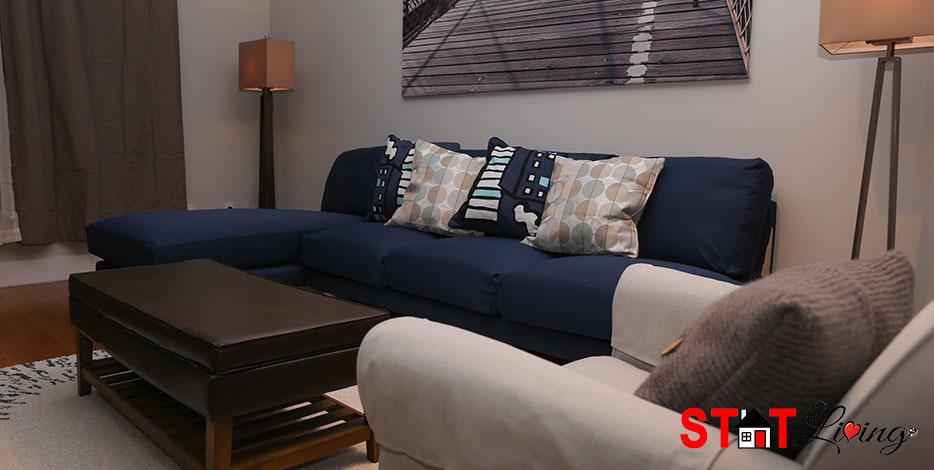 Tamponade Livingroom